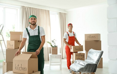 Furniture Pick-up and Delivery Service in London